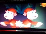 Five Little Monkeys Jumping On The Bed | Part 1 - The Naughty Monkeys | ChuChu TV Kids Son