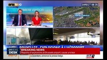 Explosions at Brussels airport : several dead and wounded