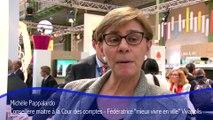 Vivapolis au Grand Palais lors de Solutions COP21 - Du 4 au 10 décembre 2015