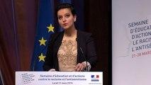 [ARCHIVE] Lancement de la semaine d'éducation et d'actions contre le racisme et l'antisémitisme : Najat Vallaud-Belkacem