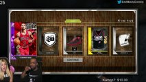 RECORD BREAKING 19 AMETHYST PULLS! MOST PULLS EVER! NBA 2k16 MyTeam MVP Pack Opening