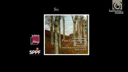 "Paul Lewis ""Brahms: Piano Concerto No.1"" (Album Teaser)"