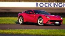Ferrari F12 V Aston Martin Vanquish