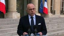 Déclaration à l'issue de la réunion d'urgence sur les événements de Bruxelles
