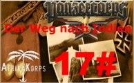Panzer Corps ✠ Afrika Corps Kaukasus 1 Juli 1943 #17