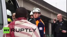 Belgium- 13 dead as Brussels airport rocked by lethal blasts