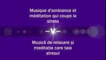 Musique d'ambiance et meditation qui coupe le stress - Muzică de relaxare și meditație care taie stresul ( Partea a V-a )