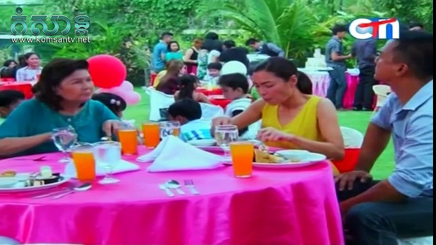 វាសនានាងផូដូរា EP 45 | Veasna Neang Rhodora | Philippine Drama Khmer dubbed | Godialy.com