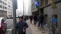 Bruxelles explosion à l'aéroport de Zaventem explosion Brussels airport
