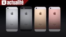 iPhone SE, nouvel iPad, iOS 9.3 : tout savoir en 2' chrono !