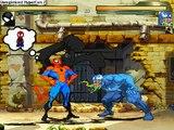 Symbiote Spider-Man Vs. Venom & Carnage (CPU Battle)