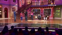 Galliyan Shraddha Kapoor sings Comedy Nights With Kapil - Siddharth & Shraddha - Ek Villain