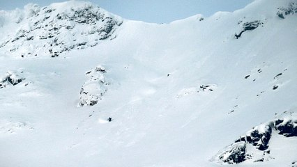 Splitboarding Ascents and Descents