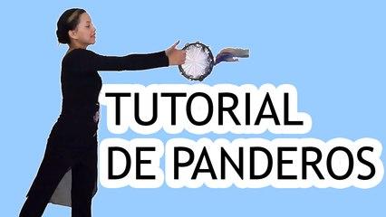 Tutorial de Panderos - Danza Cristiana (Rutinas) - Sarah Yuritza