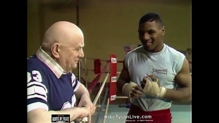 Mike Tyson Cus D'amato Rare Never Seen Footage - 1985  Historical Boxing Matches