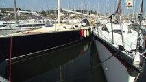 Les voiliers du Spi à la Trinité-sur-mer - TV Quiberon 24/7