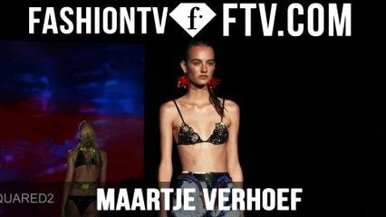 Model Talks S/S 2016 - Maartje Verhoef | FTV.com