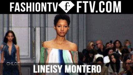 Model Talks S/S 2016 - Lineisy Montero | FTV.com