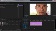 After Effects/Première Pro: Creative Black & White AND Eye Colourising