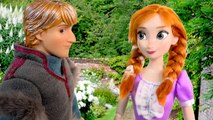 Disney Frozen Dolls Series Part 41 Prince Hans wants to Marry Princess Anna Cookieswirlc V