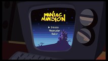 Maniac Mansion en Day of the Tentacle Remastered - Intro