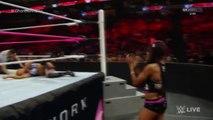 Wwe Raw Charlotte vs Brie Bella/Paige sound off