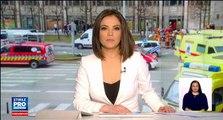 20 de morti in urma exploziei de la metroul din Bruxelles(Metro Bruxelles)