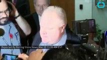Former Toronto Mayor Rob Ford Passes Away