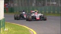 Formule 1 : Crash spectaculaire de Fernando Alonso en Australie