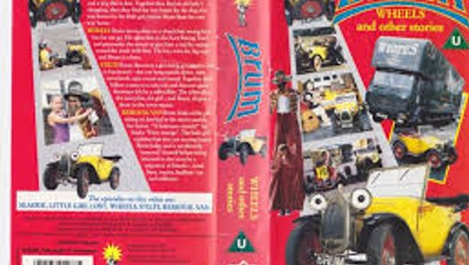 Brum Wheels And Other Stories Vhs 1992 Video