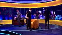 Luke Evans And Hugh Jackmans Gaston Sing Off - The Jonathan Ross Show