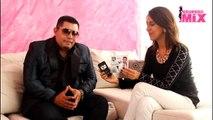 Israel Valdez en Entrevista para Grupero Mix