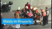 BrusselsAttack: Blasts in Metro, Airport in Brussels, Belgium Two explosions occurred in the departure hall of Bruss