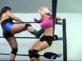 Best female Wrestling fights competitive boston crab, Sleeper, Choking, submission holds pro match