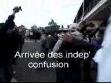 supporter psg indep ! anti marseillais