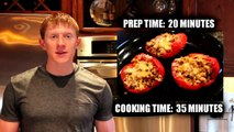 Bodybuilding Cutting Meal  Low-Carb Ground Turkey Stuffed Peppers
