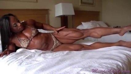 Muscle Angels promo1213 muscular women, female bodybuilders bodybuilding compilation 2014
