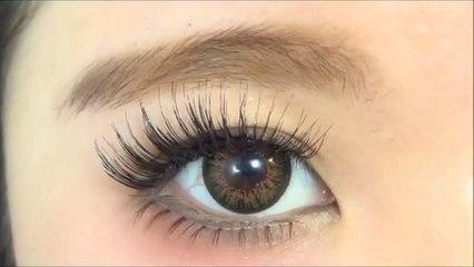 Cute 'Blushy Eye' - Make-up tutorial