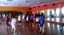 Trening MUKS WSG Bydgoszcz w klubie Centrum
