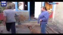 Донецк Бой за аэропорт под обстрелом журналисты 26 10 Донецк Украина Донбасс