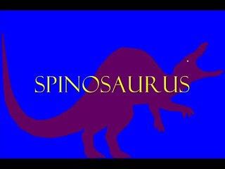 PFG - Spinosaurus vs Acrocanthosaurus