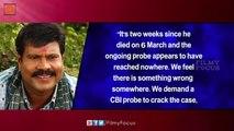 Kerala's BJP Unit Demands CBI Probe into Death of Kalabhavan Mani- Filmyfocus.com