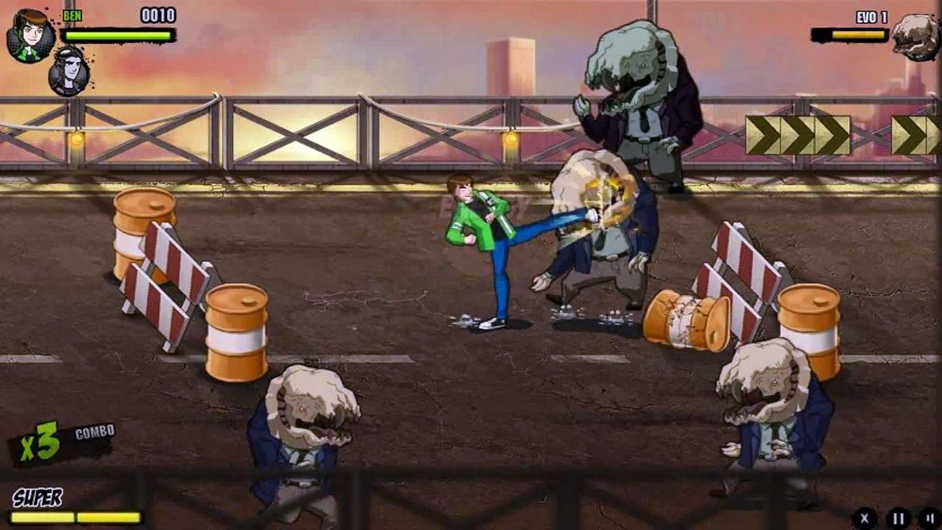 Ben 10 - Generator Rex Heroes United - Ben 10 Games