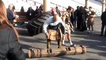 Johann au stade de france tronc darbre 95kg