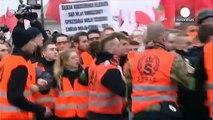 Feiern zum Unabhängigkeitstag in Warschau: Polen nur für Polen