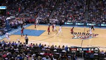 Russell Westbrook s Sick One-handed Dunk   Rockets vs Thunder   March 22, 2016   NBA 2015-16 Season