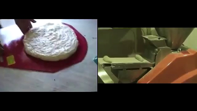 Semi Automatic Dough Divider Vs Automatic Dough Divider