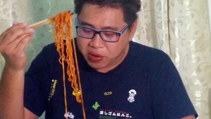 Samyang Korean Spicy Noodle Challenge - Benjamin Foo