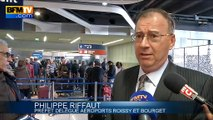 Attentats: la sécurité renforcée dans les transports en France