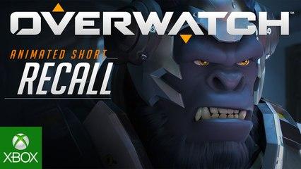 Overwatch Animated Short    Recall